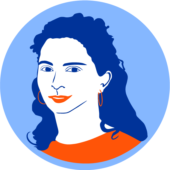 Portrait Lenja Busch